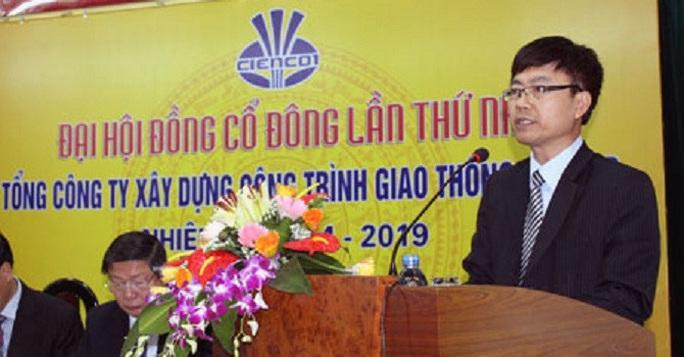 Phó Tổng giám đốc Cienco 4 và cựu Chủ tịch Cienco 1 cùng bị kỷ luật - Ảnh 1.