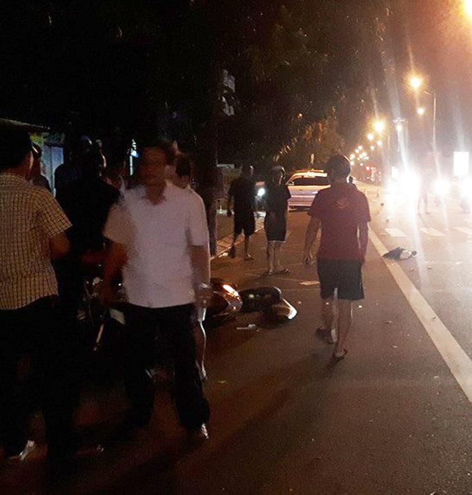 Có hơi men lái xe ô tô tông chết người, 1 Chủ nhiệm Ủy ban kiểm tra ở Hà Tĩnh bị khởi tố - Ảnh 1.