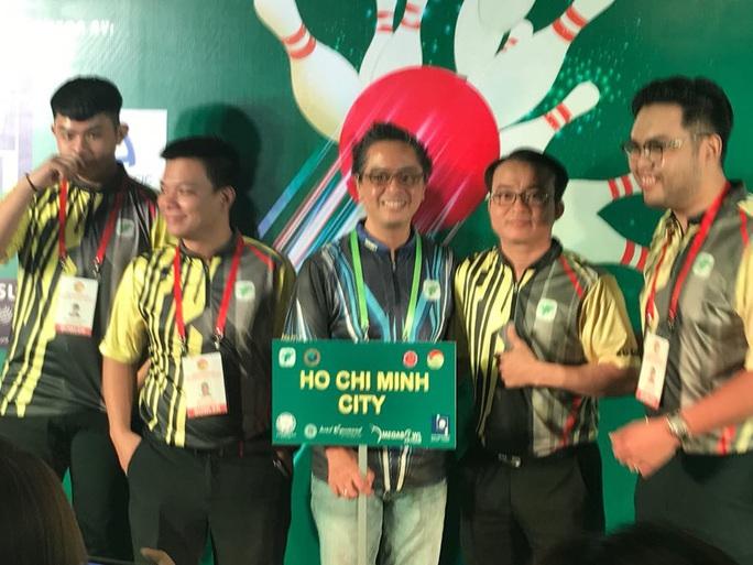 22 đội tuyển tranh tài Giải Vô địch Bowling liên thành phố châu Á - Ảnh 4.