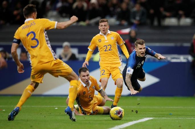 Bàn thắng ma đưa nhà vô địch World Cup đến Euro - Ảnh 4.