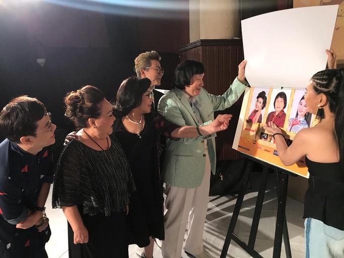 Nghệ sĩ Minh Vương, Lệ Thủy, Thành Lộc hồ hởi giới thiệu lịch Mai Vàng – Xuân Canh Tý - Ảnh 3.