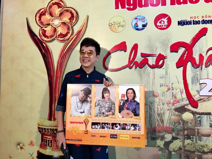 Nghệ sĩ Minh Vương, Lệ Thủy, Thành Lộc hồ hởi giới thiệu lịch Mai Vàng – Xuân Canh Tý - Ảnh 2.