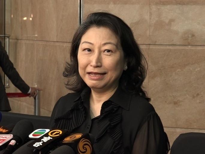 Người đứng đầu cơ quan tư pháp Hồng Kông bị tấn công - Ảnh 1.