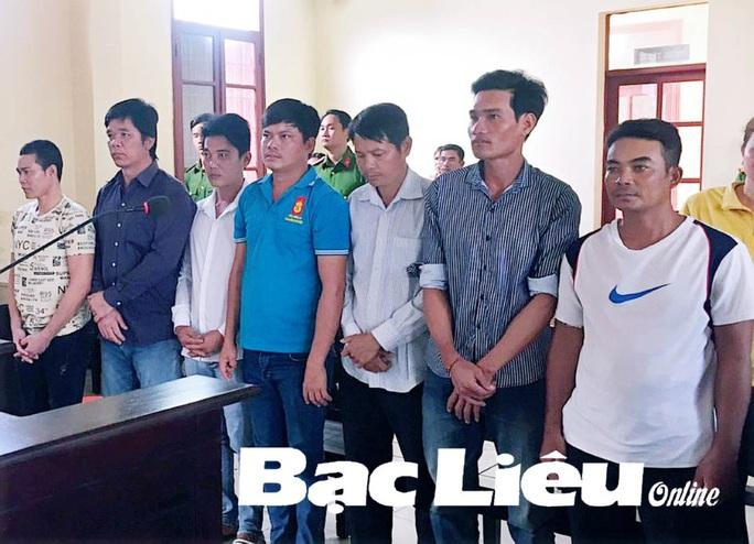 Cái kết của 7 siêu trộm gây bất an ở thủ phủ tôm miền Tây - Ảnh 1.