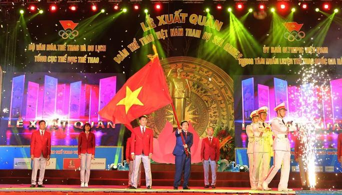 Tối nay 16-11, 856 VĐV và HLV đoàn Thể thao Việt Nam xuất quân tham dự SEA Games 30 - Ảnh 4.