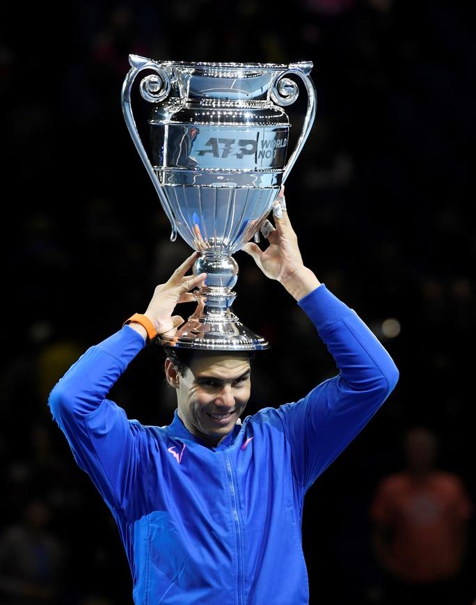 Nadal đang bước vào ngôi nhà huyền thoại - Ảnh 1.