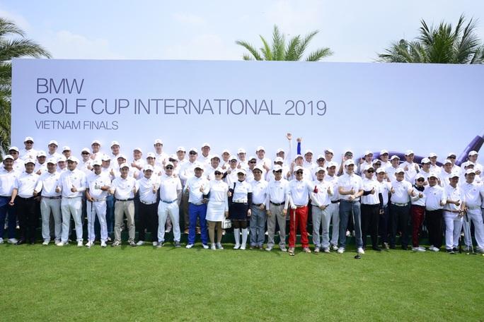 Khai mạc giải BMW Golf Cup Quốc tế - VCK Việt Nam 2019 - Ảnh 1.