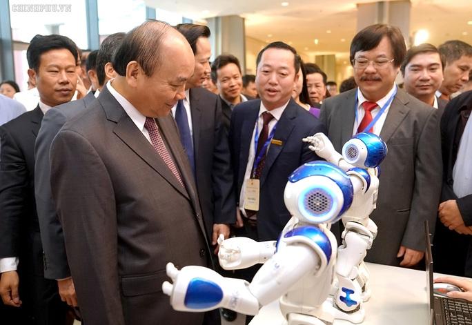 Thủ tướng chủ trì Diễn đàn quốc gia Nâng tầm kỹ năng lao động Việt Nam - Ảnh 3.