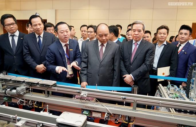 Thủ tướng chủ trì Diễn đàn quốc gia Nâng tầm kỹ năng lao động Việt Nam - Ảnh 1.