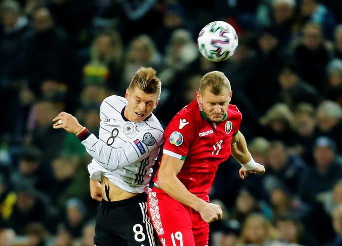 Toni Kroos lập cú đúp, Đức đè bẹp Belarus - Ảnh 1.