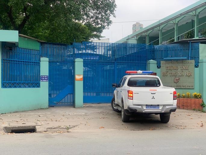 Bắt khẩn cấp nhân viên dâm ô nhiều bé gái ở Trung tâm Hỗ trợ xã hội - Ảnh 1.