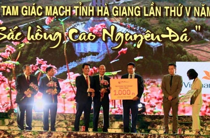 Tập đoàn T&T tặng 1.000 nhà tình nghĩa tại Hà Giang - Ảnh 1.