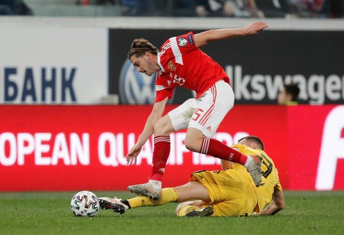 Anh em Hazard lập đại công, Bỉ lập kỷ lục đại thắng vòng loại Euro - Ảnh 1.