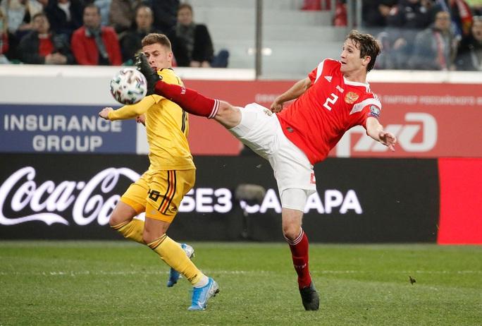 Anh em Hazard lập đại công, Bỉ lập kỷ lục đại thắng vòng loại Euro - Ảnh 3.