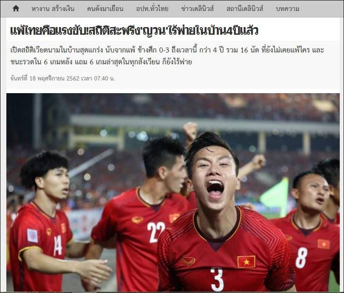Báo chí Thái hết dám gáy trước trận gặp Việt Nam - Ảnh 2.