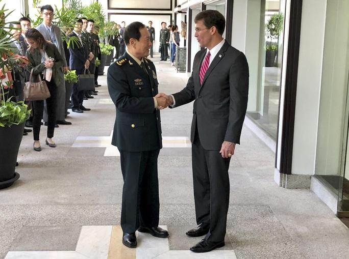 Mỹ - Trung đấu khẩu tại hội nghị ASEAN - Ảnh 1.
