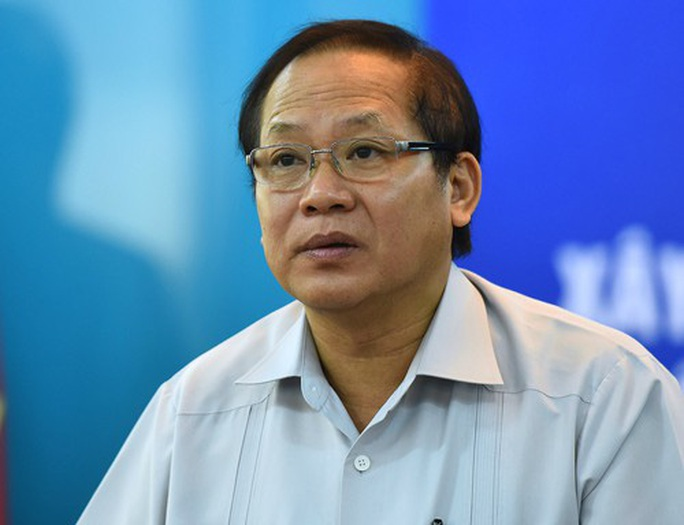 Cựu Bộ trưởng Trương Minh Tuấn bị triệu tập đến toà xử cựu Chánh thanh tra Bộ TT-TT - Ảnh 1.