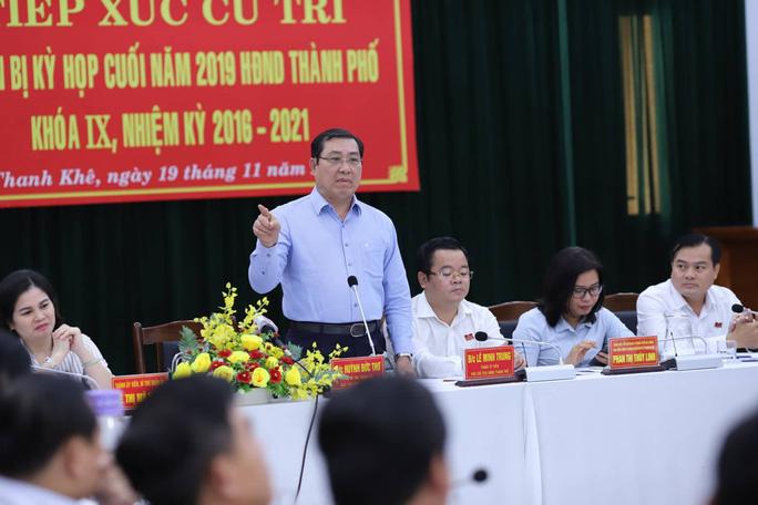 Đà Nẵng: Chuyển hồ sơ cho công an điều tra 2 dự án ở Sơn Trà - Ảnh 2.