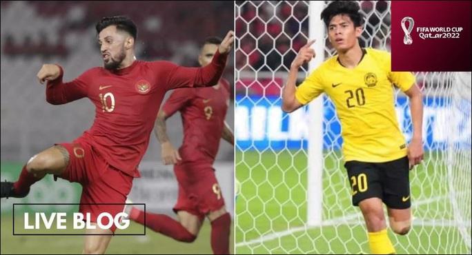 Malaysia thắng dễ Indonesia, gây sức ép lên Thái Lan và Việt Nam - Ảnh 1.