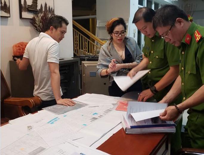 Giám đốc Công ty Angel Lina vẽ dự án ma - Ảnh 1.