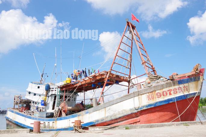 Một ngư dân ở Kiên Giang bị bắn chết trên biển - Ảnh 1.