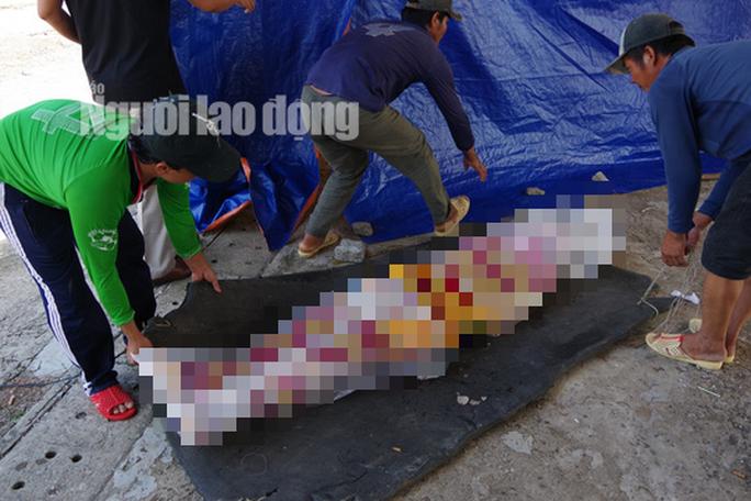 Một ngư dân ở Kiên Giang bị bắn chết trên biển - Ảnh 2.