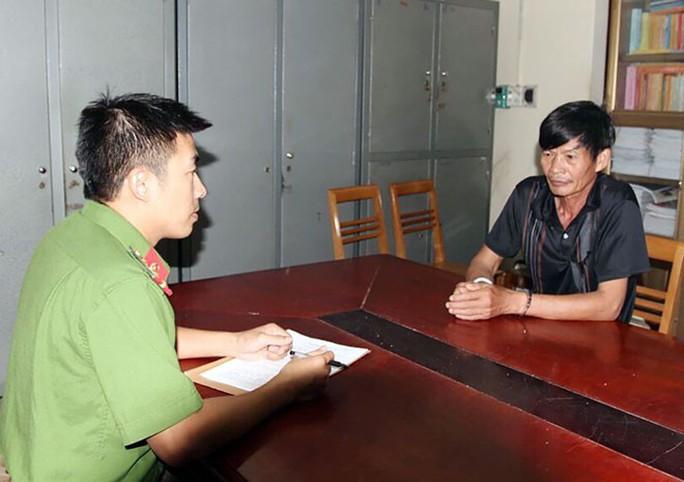 Bắt giữ Nguyễn Văn Thành, đối tượng đặc biệt nguy hiểm - Ảnh 1.