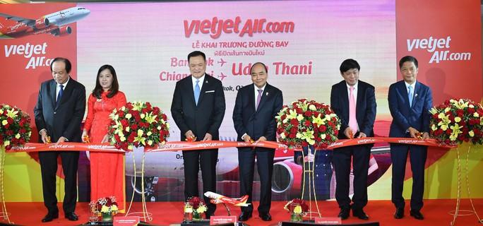 Thủ tướng dự khai trương các đường bay mới tới Thái Lan - Ảnh 3.