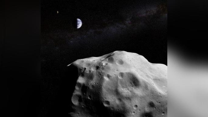 Tiểu hành tinh âm thầm bay gần trái đất  - Ảnh 1.