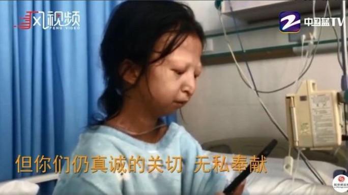 Cô sinh viên sống với 30 xu/ ngày, gây sốc xã hội Trung Quốc - Ảnh 1.