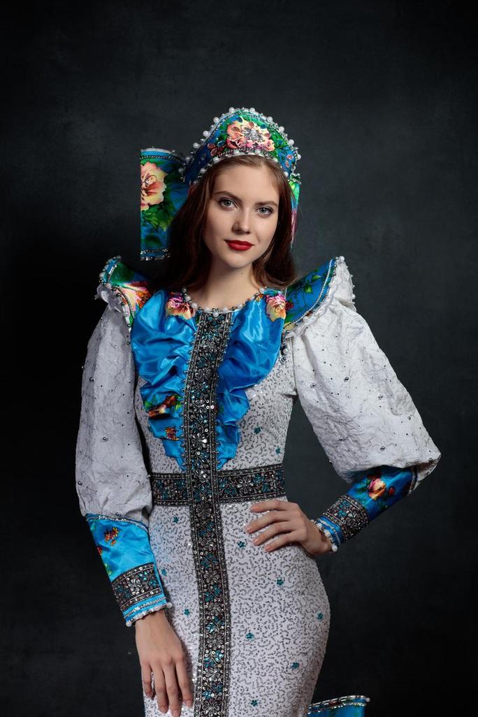 Hoa hậu Nga bỏ thi Hoa hậu Hoàn vũ Thế giới 2019 - Ảnh 5.