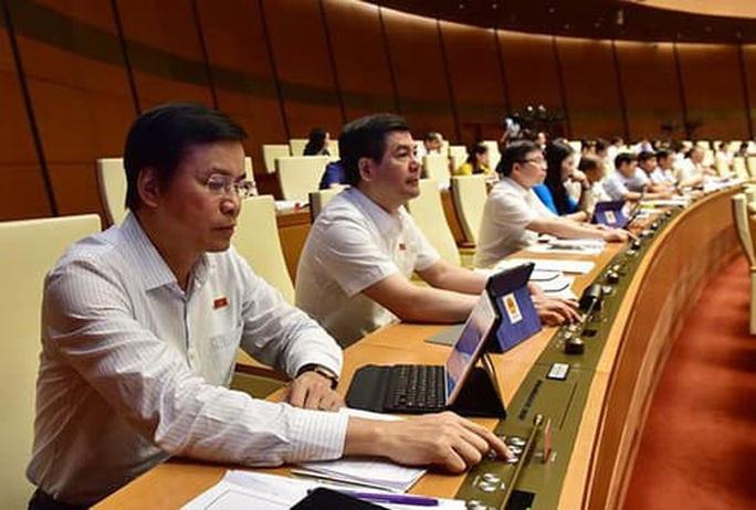 90,06% đại biểu đồng ý thông qua Bộ Luật Lao động (sửa đổi) năm 2019 - Ảnh 2.