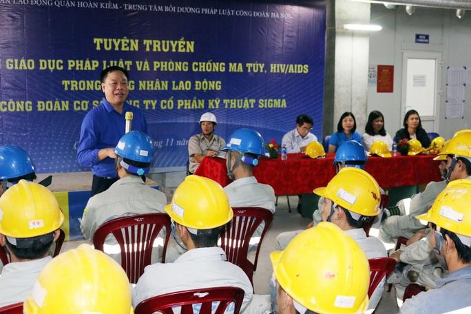 Hà Nội: Nâng cao nhận thức pháp luật cho người lao động - Ảnh 1.
