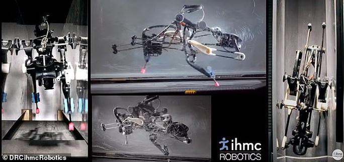 Robot tương lai muốn chạy vượt mặt vận động viên Olympic và động vật - Ảnh 1.