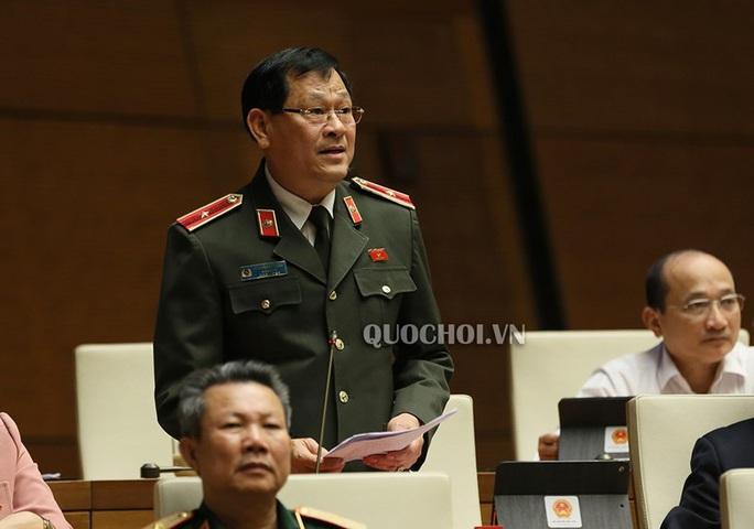 Tướng Nguyễn Hữu Cầu kiến nghị đưa việc cấm kinh doanh bào thai vào Luật Đầu tư - Ảnh 1.