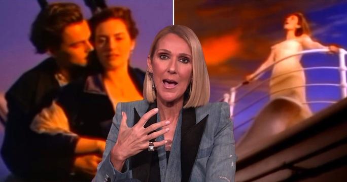 Celine Dion tiết lộ bất ngờ về ca khúc bất hủ của phim Titanic - Ảnh 1.