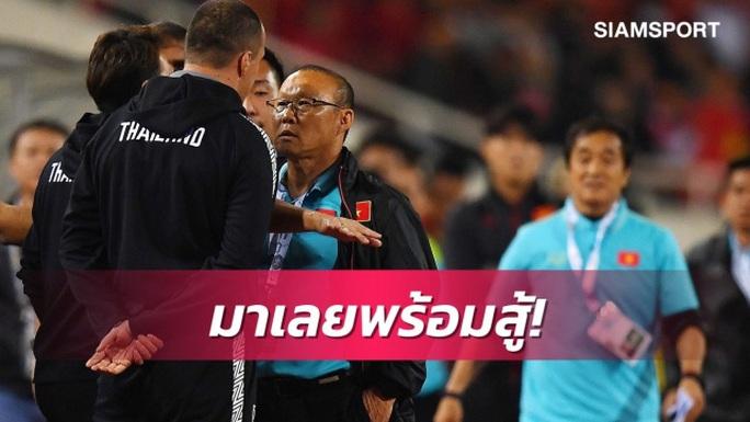 Trợ lý HLV Thái Lan đối mặt án phạt nặng vì mỉa mai ông Park Hang-seo - Ảnh 2.