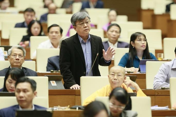 Từ vụ tỉ phú Thái Lan thâu tóm 34% vốn nhà máy nước sông Đuống, đại biểu QH đề nghị siết chặt - Ảnh 1.