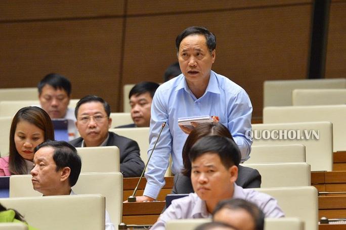 ĐBQH Nguyễn Mai Bộ: Có lãnh đạo Bộ gây sức ép với đại biểu Quốc hội  khi đại biểu phát biểu trái với quan điểm ngành - Ảnh 1.