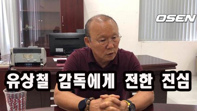 HLV Park Hang-seo quặn lòng khi hay tin học trò bị ung thư - Ảnh 3.