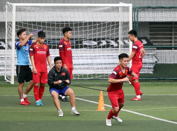 Trọng Hoàng bất ngờ được dự SEA Games - Ảnh 1.