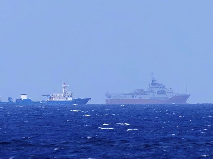 Việt Nam - Trung Quốc trao đổi về tình hình Biển Đông - Ảnh 1.