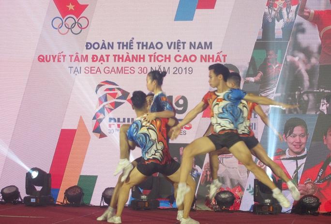 Họp mặt đoàn Thể thao Việt Nam phía Nam tham dự SEA Games 30 - Ảnh 4.