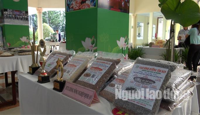 Gạo ST 24 đoạt giải nhất hội thi gạo ngon Đồng Tháp 2019 - Ảnh 3.
