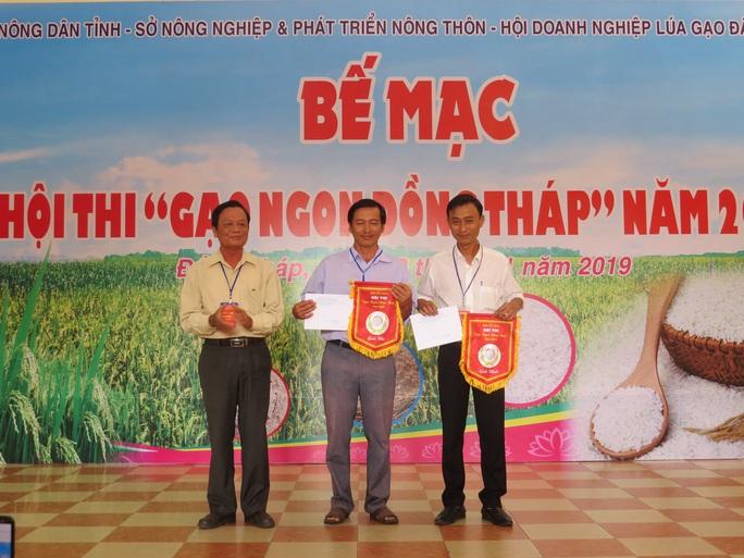 Gạo ST 24 đoạt giải nhất hội thi gạo ngon Đồng Tháp 2019 - Ảnh 4.