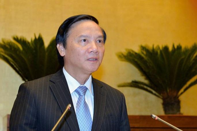Hôm nay 22-11, Quốc hội miễn nhiệm Bộ trưởng Y tế Nguyễn Thị Kim Tiến - Ảnh 1.