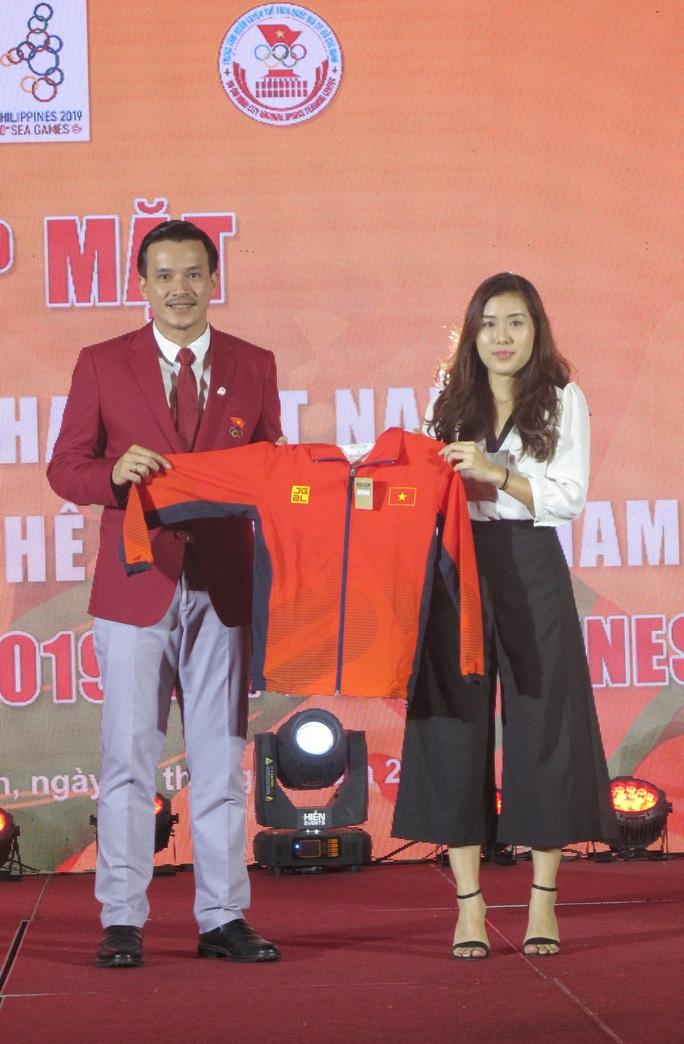 Họp mặt đoàn Thể thao Việt Nam phía Nam tham dự SEA Games 30 - Ảnh 9.