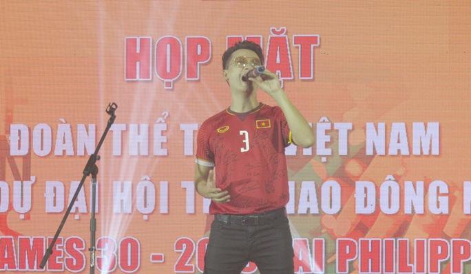 Họp mặt đoàn Thể thao Việt Nam phía Nam tham dự SEA Games 30 - Ảnh 2.