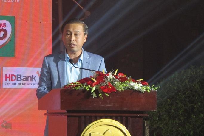 Họp mặt đoàn Thể thao Việt Nam phía Nam tham dự SEA Games 30 - Ảnh 5.