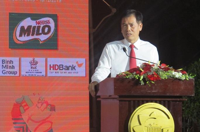 Họp mặt đoàn Thể thao Việt Nam phía Nam tham dự SEA Games 30 - Ảnh 6.